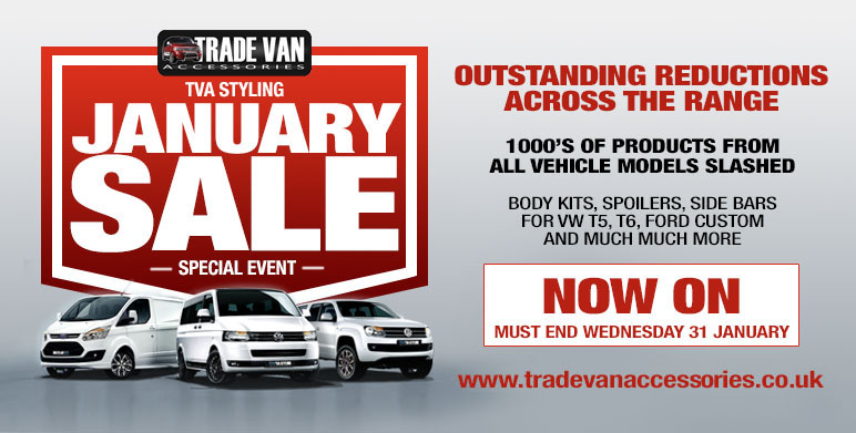 943f9f6600 JANUARY SALE - Trade Van Accessories 4x4 Styling at Best Uk Prices