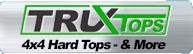 Hard Tops | 4x4 Hardtops and More | Click here for our full range